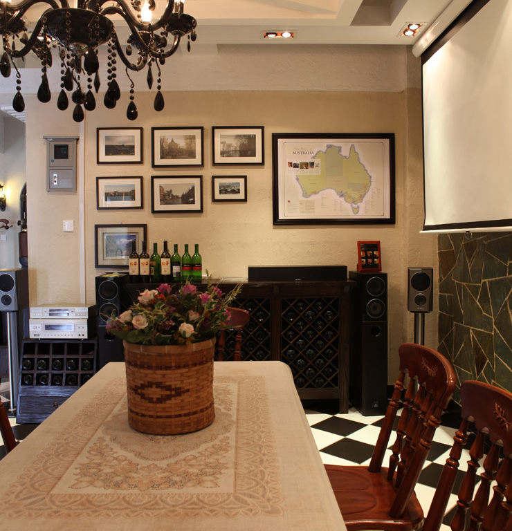 私人红酒会所装修设计