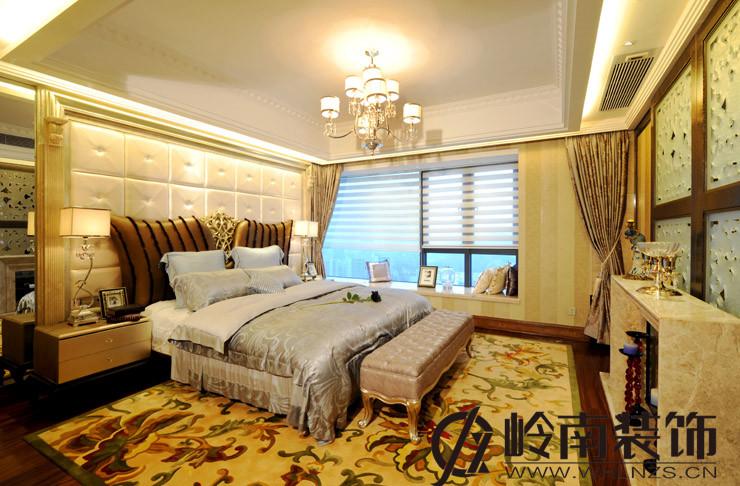武汉碧桂园凰城联排别墅装修设计案例